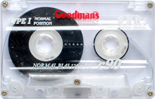 goodmans_type_i_90 audio cassette tape