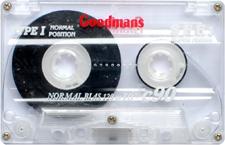 goodmans_type_i_90 audio cassette tape