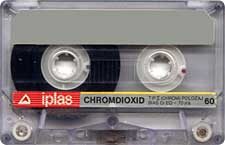 iplas_-_chromdioxid_60_080417 audio cassette tape