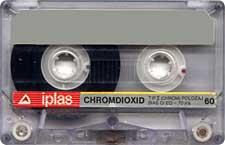 iplas_-_chromdioxid_60_080417 audio cassette tape