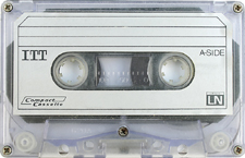 itt_ln_1 audio cassette tape
