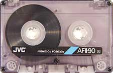 jvc_afii-90_071126 audio cassette tape