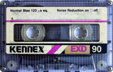 kennex_exd_90 audio cassette tape