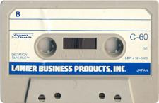 lanier_c_60 audio cassette tape