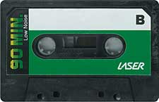 laser_90_071126 audio cassette tape