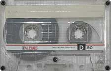 levis_d_90_071201 audio cassette tape