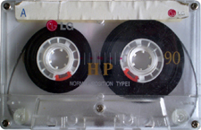 lg-90 audio cassette tape