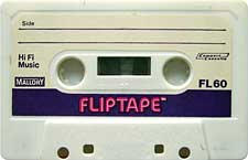 mallory_fliptape_60_071126 audio cassette tape
