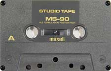 maxell_ms_90_071126 audio cassette tape