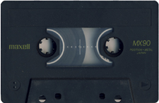 maxell_mx_90 audio cassette tape