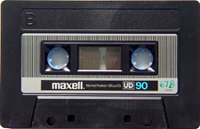 maxell_ud90_080417 audio cassette tape