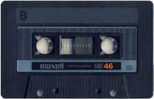 maxell_ud_46 audio cassette tape