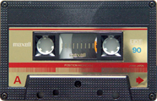 maxell_udii90_080417 audio cassette tape