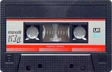 maxell_ur90_080417 audio cassette tape