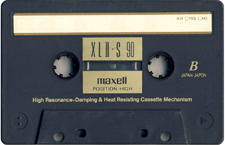 maxell_xlii_s_90 audio cassette tape