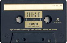 maxell_xlii_s_90 audio cassette tape