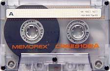 memorex_crx_iis_100_080417 audio cassette tape