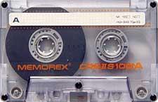 memorex_crx_iis_100_080417 audio cassette tape
