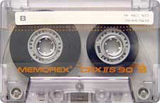 memorex_crx_iis_90_080417 audio cassette tape