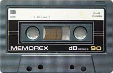 memorex_db90_080417 audio cassette tape