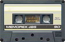 memorex_dbs90_080417 audio cassette tape