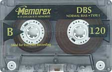 memorex_dbs_120_071126 audio cassette tape
