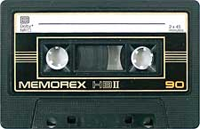 memorex_hbii_90_080417 audio cassette tape
