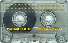 memorex_hbs_ii_76_071126 audio cassette tape