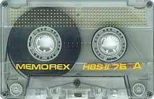 memorex_hbs_ii_76_071126 audio cassette tape