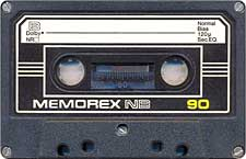 memorex_nb_90_071201 audio cassette tape