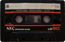 nec_ld_60 audio cassette tape