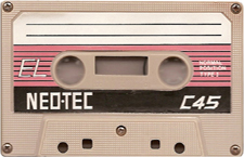neo_tec_i_45_081001 audio cassette tape
