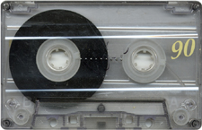 no_name_90 audio cassette tape