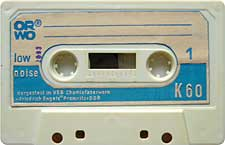 orwo_60_weissblau_hell_071126 audio cassette tape