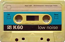 orwo_60_weissblauschwarz_hell_071126 audio cassette tape