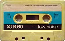 orwo_60_weissblauschwarz_hell_071126 audio cassette tape