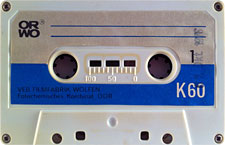 orwo_K60_1_oge_120922 audio cassette tape