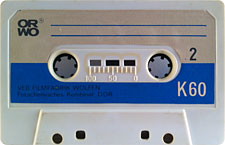 orwo_k60_2_oge_120922 audio cassette tape