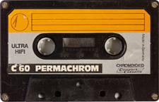 permachrom_c60_090802 audio cassette tape