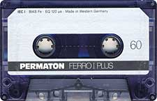 permaton_ferro_i_plus_080417 audio cassette tape