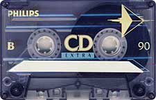 philips_cd_extra_080417 audio cassette tape