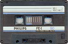 philips_fe_i_c90_071126 audio cassette tape