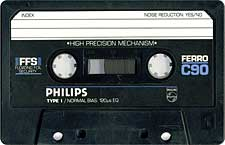 philips_ferro_c90_071126 audio cassette tape