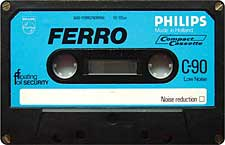 philips_ferro_c90_blau_dunkel_071126 audio cassette tape