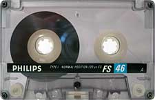 philips_fs_46_081001 audio cassette tape