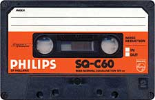 philips_sq60_071201 audio cassette tape