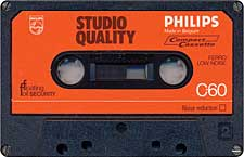 philips_studio_quality_c60_071201 audio cassette tape