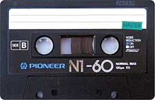 pioneer_n1-60_080417 audio cassette tape