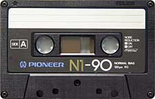 pioneer_n1_90_080417 audio cassette tape