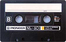 pioneer_n1x_60_080417 audio cassette tape